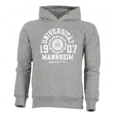 Hooded Sweatshirt Marshall heatherstone