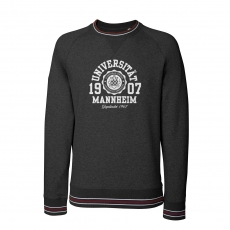 Sweatshirt Marshall dark heather grey